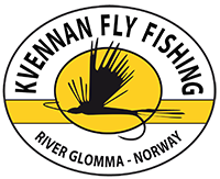 Kvennan Fly Fishing logo